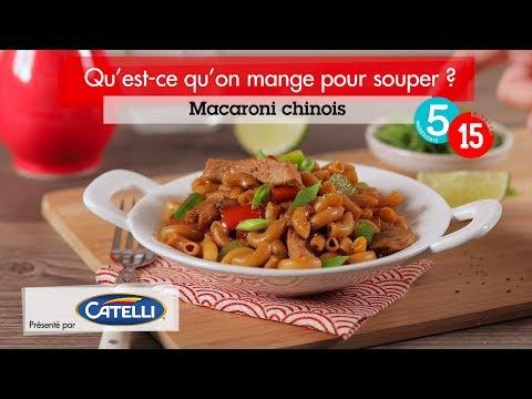 macaroni-chinois