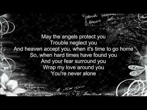 Lady Antebellum - Never Alone - Lyrics