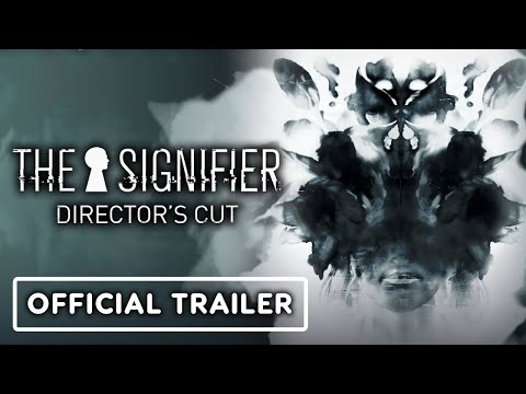 The Signifier: Director's Cut - Official Announcement Trailer