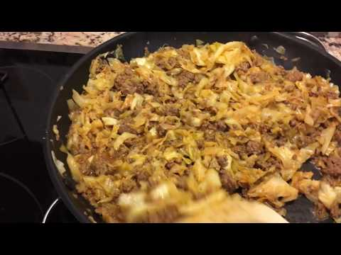 Polish Chop Suey: One Pot Dinner