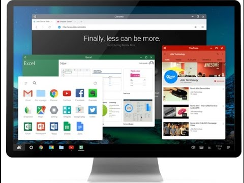 How to Install Remix OS Beta 2.0.102 and Root