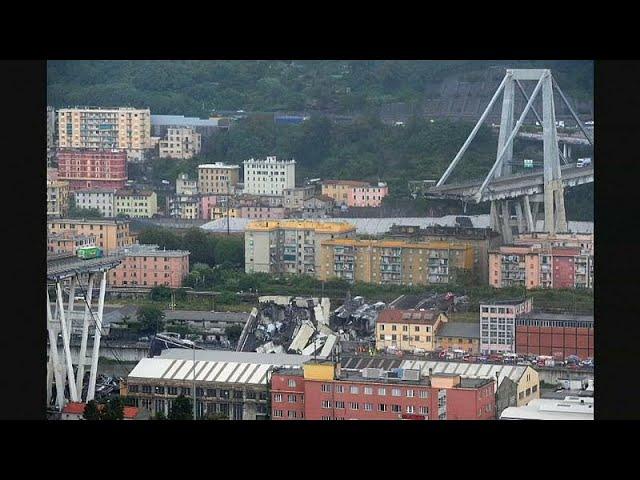 <span class='as_h2'><a href='https://webtv.eklogika.gr/' target='_blank' title='Σοβαρές επιπτώσεις από την κατάρρευση της γέφυρας στη Γένοβα …'>Σοβαρές επιπτώσεις από την κατάρρευση της γέφυρας στη Γένοβα …</a></span>