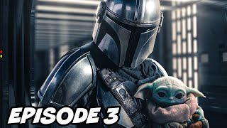 The Mandalorian Season 2 Episode 3 FULL Breakdown (Big Episode)
