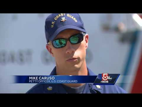 Six people rescued off Castle Island from sinking boat