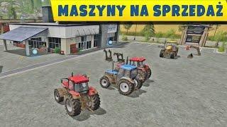 robię porządki z maszynami   farming simulator 17