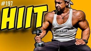 HIIT  тренировки | жиросжигание