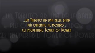 Video Promo 2016 - OVER THE TOP - Tower of Power Tribute Band