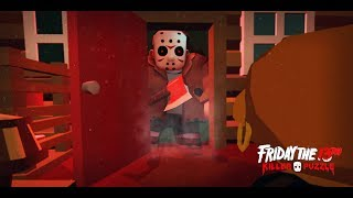 13日の金曜日 Friday the 13th Killer Puzzle