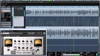 新しいUTAU獣人音源「悠遊CVVC PLUS」と、 REAKTOR用ボーカルエフェクト...