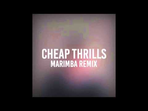 Cheap Thrills (Marimba Remix of Sia)