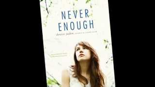 Never Enough Book Trailer