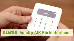 SumUp AIR Kartenlesegerät - GRAVITIES Plus #91