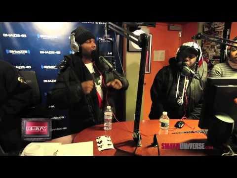 Freeway Part One -  Freestyle on Sway's World