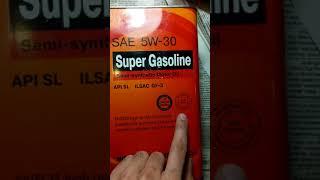 Потребительский отзыв о моторном масле Eneos. Eneos Turbo Gasoline 5W30