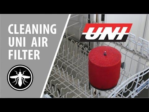 How to Clean & Oil your Foam Air Filter - DIY 400ex