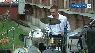 Джаз Александра Сакурова на акции Ночь музеев