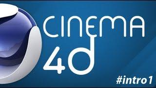 Cinema 4D: Como criar uma Intro/Vinheta GRÁTIS para YouTuber