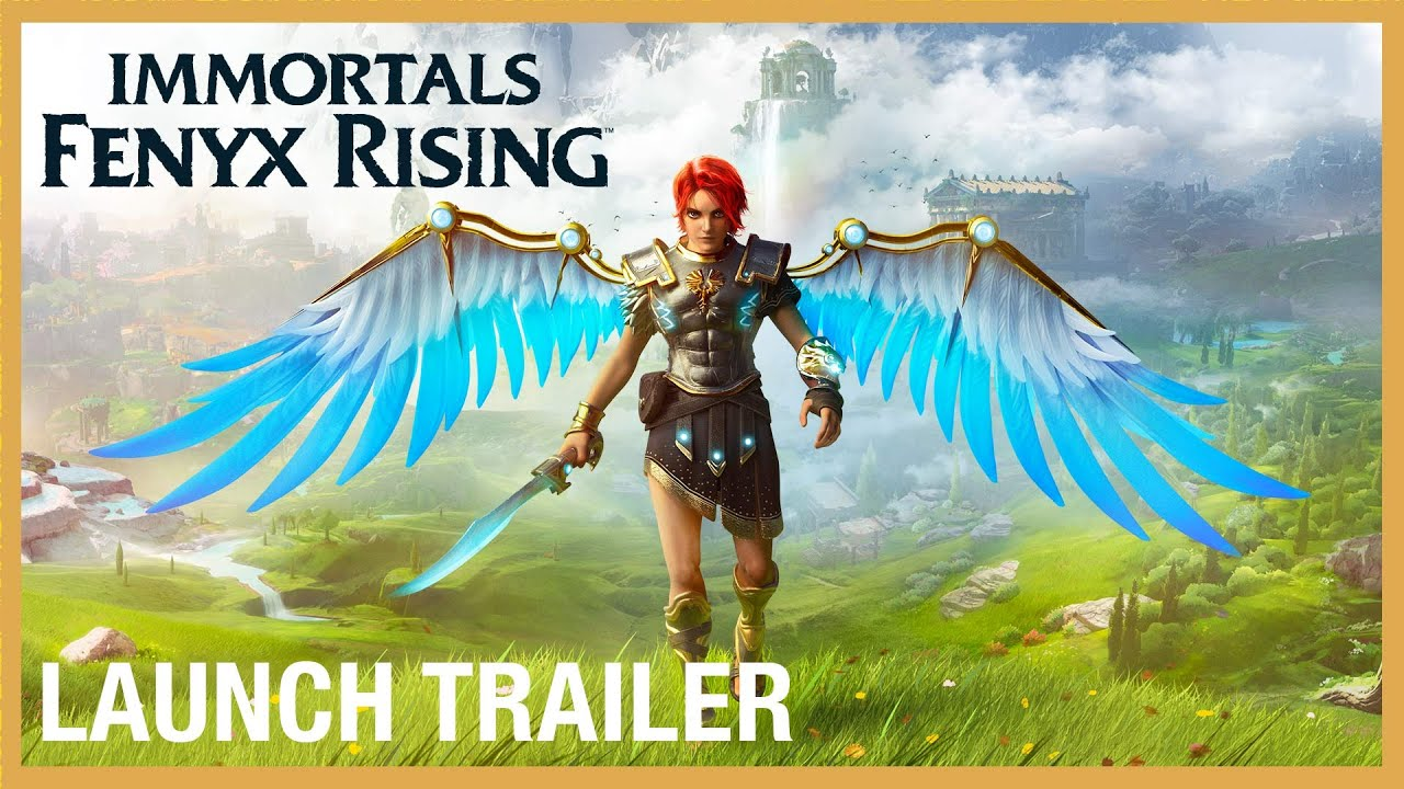 Immortals Fenyx Rising: Launch Trailer | Ubisoft