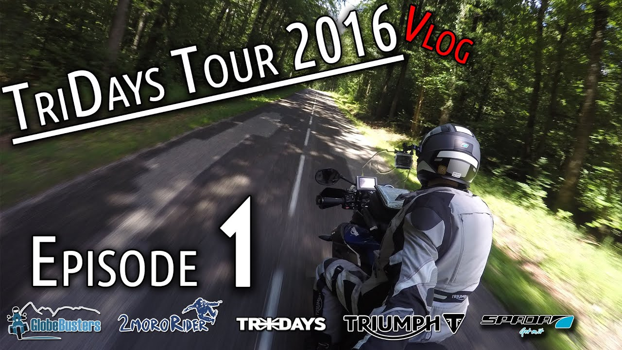 TriDays 2016 with GlobeBusters