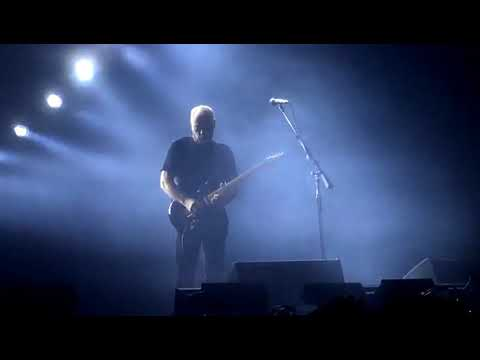 David Gilmour - Comfortably Numb (Live @...