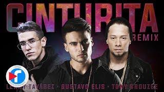 Gustavo Elis Ft. Lenny Tavárez, Tony Brouzee - Cinturita Remix (Audio)