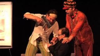 Kabaret Caligula: Trenažér lidství (trailer)
