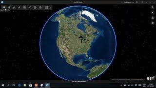 Download and Install ArcGIS Earth 1.6.1