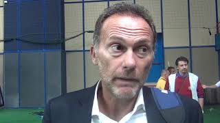 21-10-2018: #SuperLega - Paolo Tofoli nel post New Mater - Modena 2-3