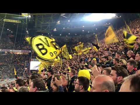 Borussia Dortmund BVB 09 - Eintracht Frankfurt 3:2 11.03.2018 Highlights Südtribüne