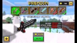 Pixel Gun 3D обзор игры!