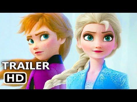 frozen-2-trailer-#-2-(new-2019)-disney-movie-hd