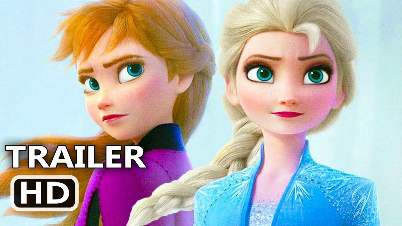Download FROZEN 2 Trailer # 2 (NEW 2019) Disney Movie HD