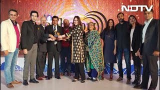 NDTV 24X7 Wins Best English News Channel At ENBA Awards