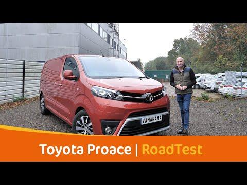 2019 Toyota Proace Review - In-Depth Roadtest | Vanarama.com