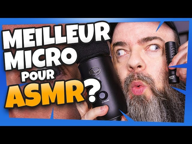 ASMR tester micro