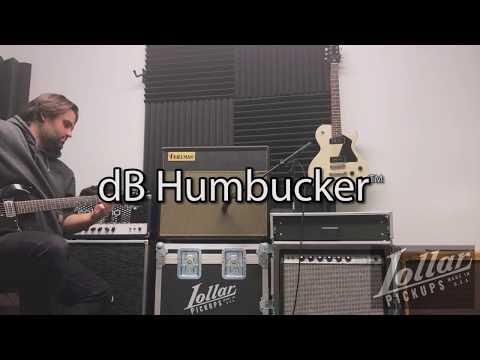 Lollar Pickups dB Humbucker Demo