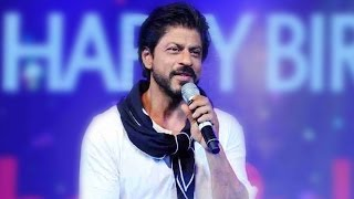 Shahrukh Khan Finally REACTS On His Extreme INTOLERANCE STATEMENT