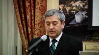 Professzorainkra emlékezünk: Dr. Nagy János centrumelnök köszöntő beszéde Thumbnail