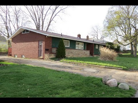 Akron Ohio Lease Purchase home for sale 1854 11th St SW 44314 ranch home inside Bad Credit OK!