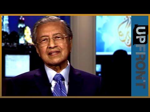 Ex-Malaysian PM Mahathir Mohamad on Anwar Ibrahim - UpFront