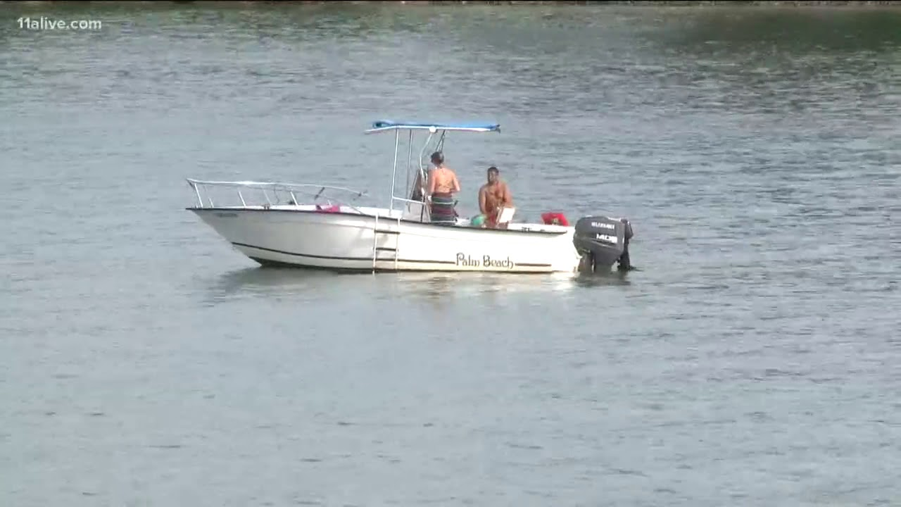 Three injured in Lake Lanier boating accident
