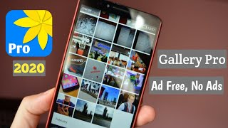 Best gallery pro gallery app free No ad 2020 || Gallery app without ad 2020 || best gallery app pro