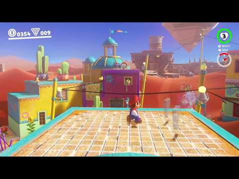Super Mario Odyssey's attention to detail goes much deeper than you think
