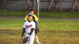 Танцующий бейсболист