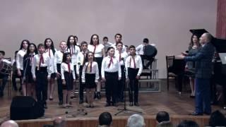 Mamikon Badalyan Abovyan Pop Jazz Studio Azg Parapants