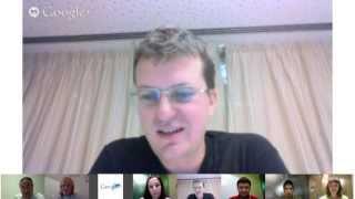 Видеовстреча - Работать в Google - 25 июня(Видеовстреча о корпоративной культуре и работе в Google. Участники встречи: - Константин Серебряный, ведущий..., 2013-06-25T16:05:48.000Z)