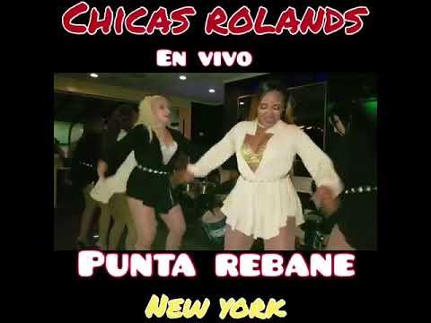 CHICAS ROLANDS punta Rebane 2018 usa