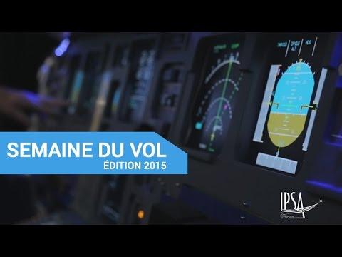Semaine du vol à l'IPSA - édition 2015