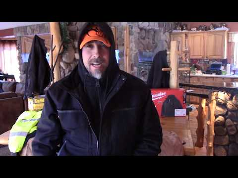 Best Winter Clothes and Testing  Milwaukee VS Dewalt Heated Jackets
