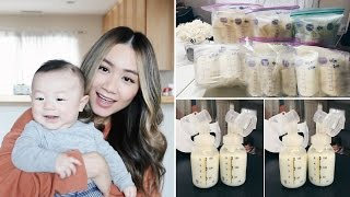 How I Pump 1200 Ml Of Breastmilk A Day | HAUSOFCOLOR